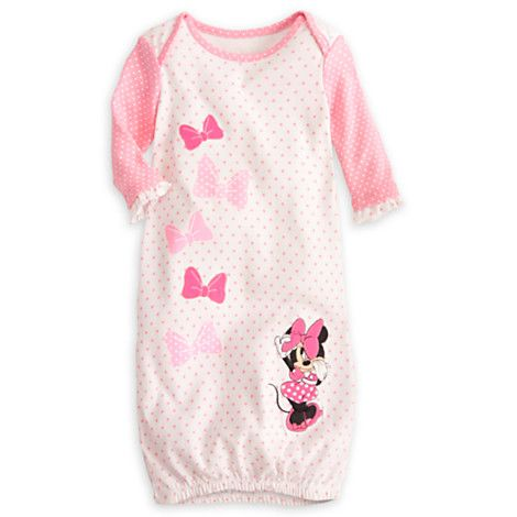 baf0f3c78e7a Minnie Mouse Gown for Baby
