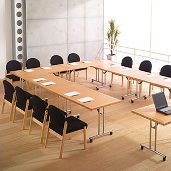 conference room desk - Google Search | India is warm | Pinterest ...