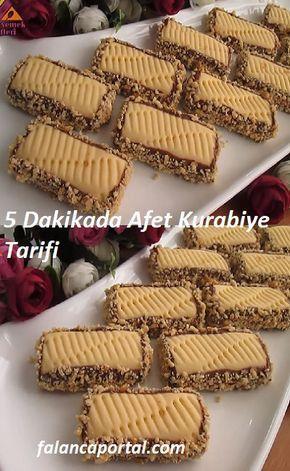 5 Dakikada Afet Kurabiye #kuchenkekse