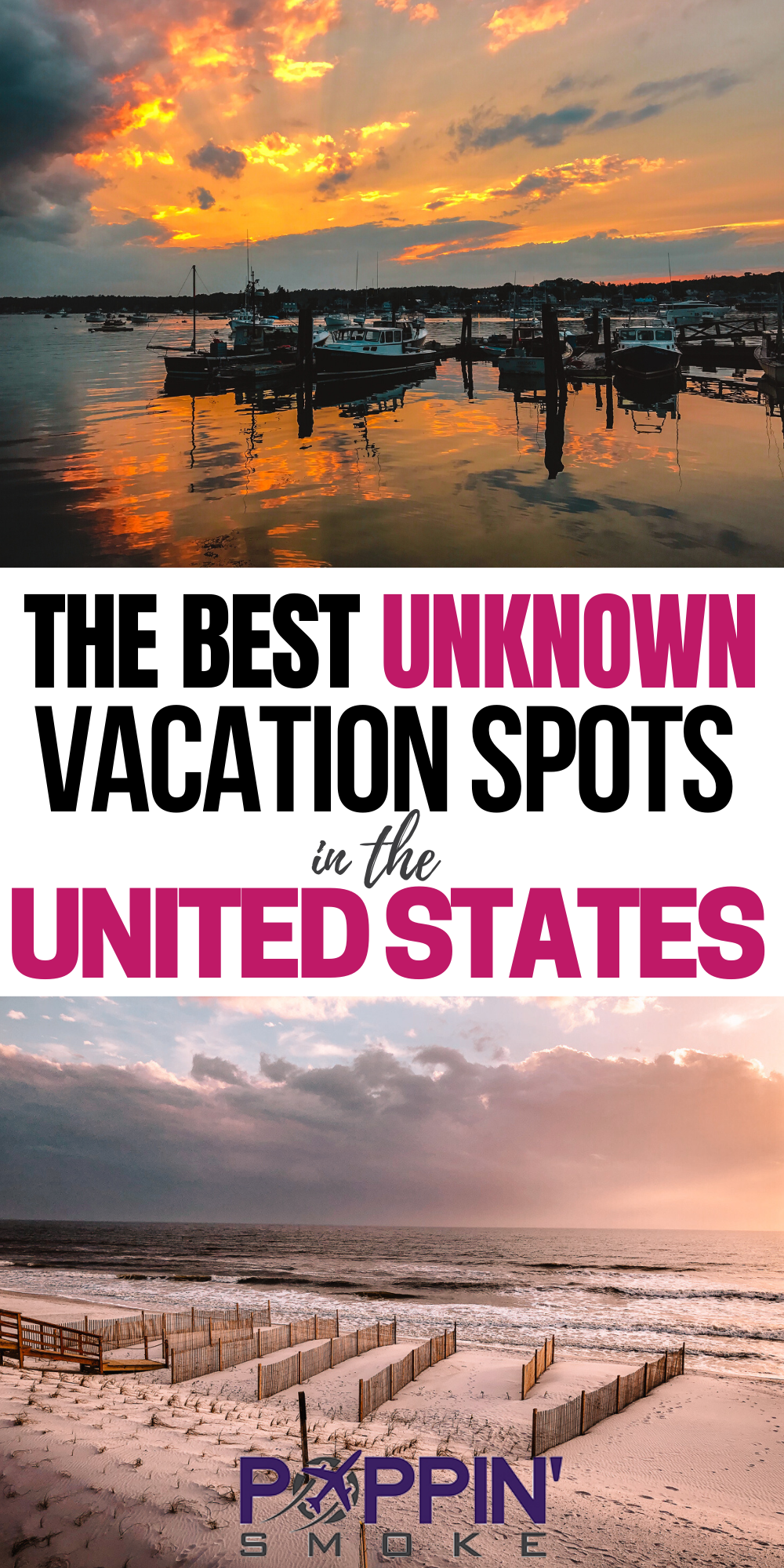 The Best Unknown Vacation Spots in the United Stat