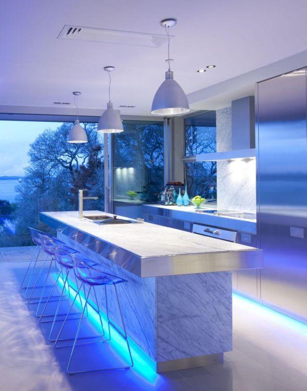 Iluminación LED para cocinas | LED, Iluminación y Cocinas