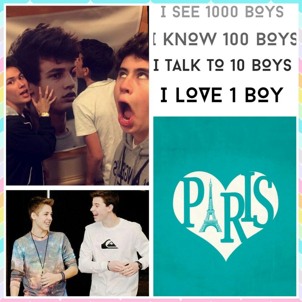 The Boys Talk Boy Boys My Love