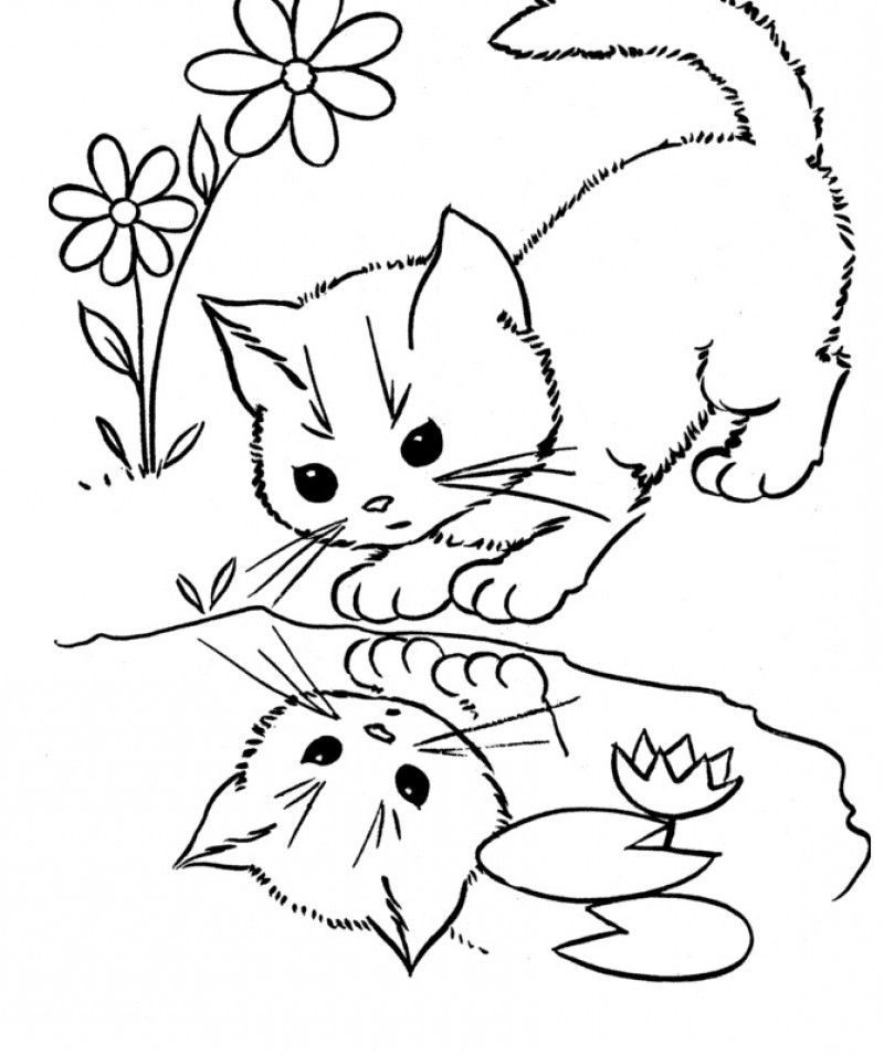 Cat Coloring Pages Cat Coloring Book Animal Coloring Pages Cat Coloring Page