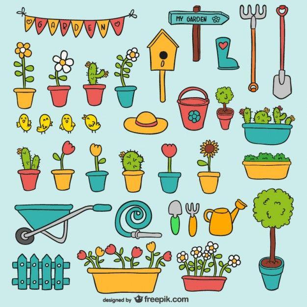 Worksheet. jardineria  dibujos  Pinterest  Jardinera y Dibujo
