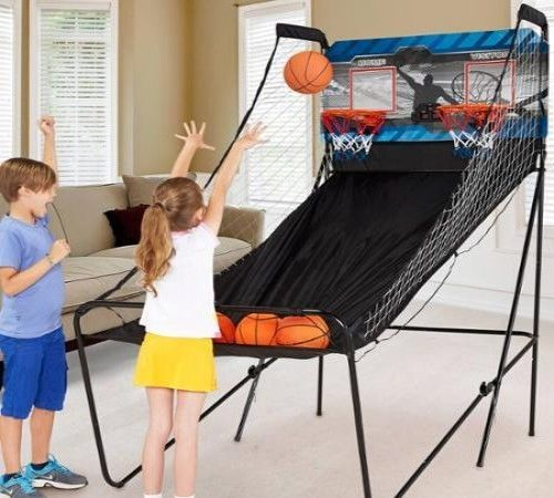 New Md Sports 2 Player Wild Arcade Basketball Game With 8 In 1 Game Basketball Games For Kids Arcade Basketball Basketball Game Tickets