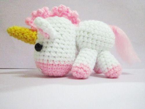 Rainbow Loom Agnes Unicorn