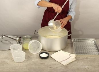 Comment faire son fromage fromages beurre lait recetas yogurt et mantequilla - Fabrication de yaourt maison sans yaourtiere ...