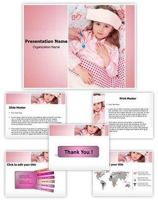 Fever powerpoint presentation template is one of the best medical fever powerpoint presentation template is one of the best medical powerpoint templates by editabletemplates toneelgroepblik