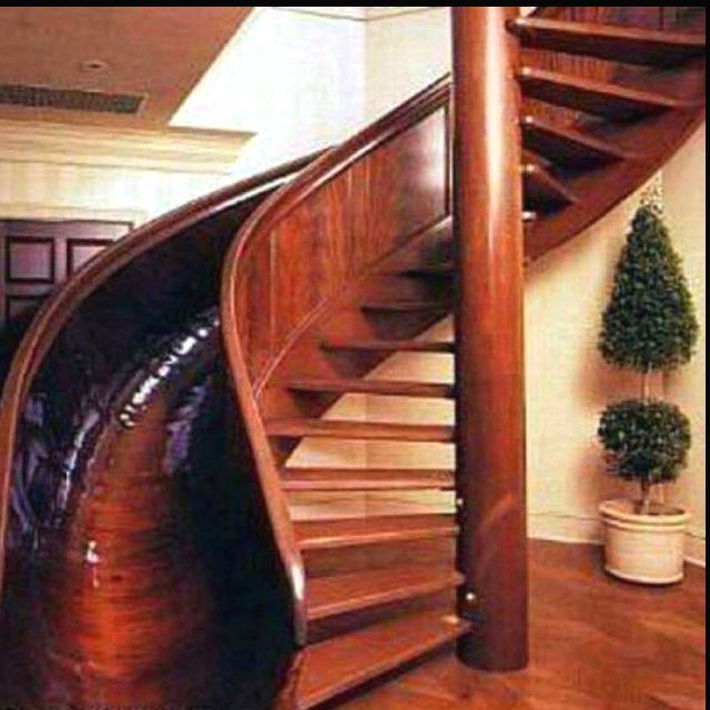 JORDAN WOULD GO NUTS IF WE HAD A HOUSE WITH THIS IN IT!