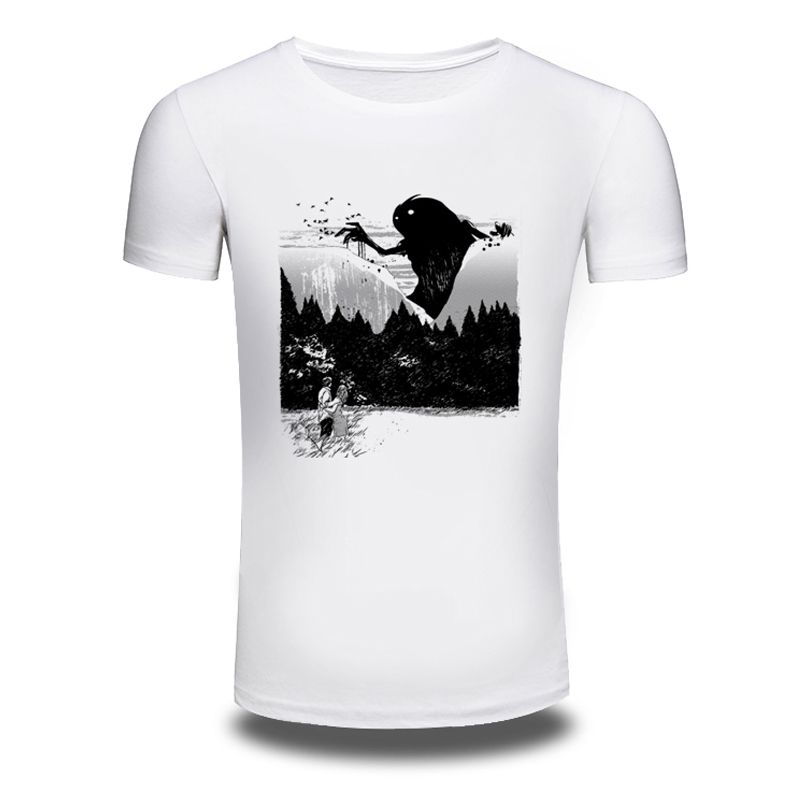 >> Click to Buy <<  Brand Tshirt 3d Print T-shirt Fashion Cotton White O-neck Men Women Cool Style Tee tops Male Hip Hop Clothing #Affiliate