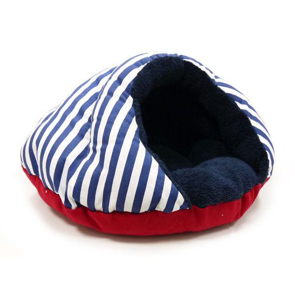 Nautical Burger Dog Bed