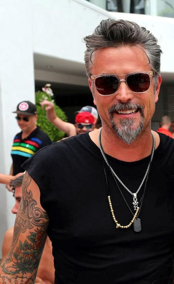 Photo of Celebrities Goatee Styles – These 20 Actors Who Love Goatees