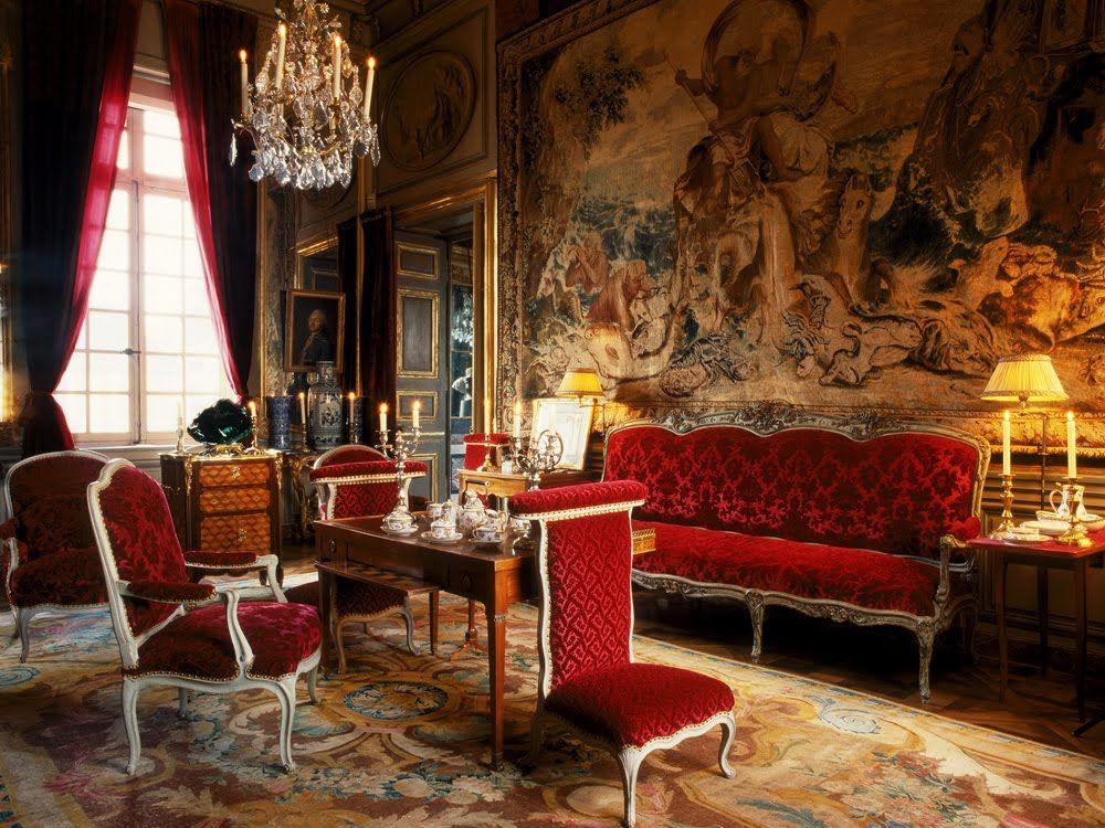 Jacques Garcia Chateau De Champ De Bataille Authentic Decor