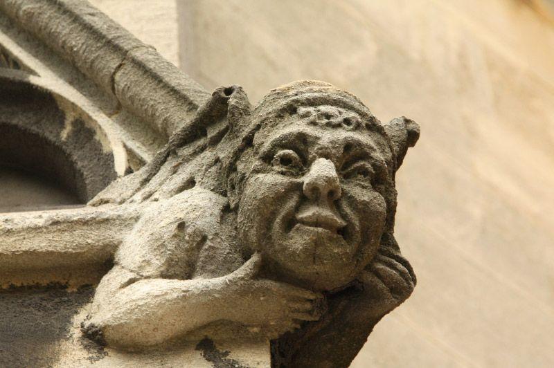 Gargoyle Church