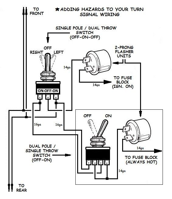 Wiring Help 1968 Ford F100 Turn Signal Diagram | schematic ...