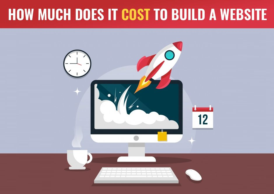 How Much Does It Really Cost To Build A Website For A ...