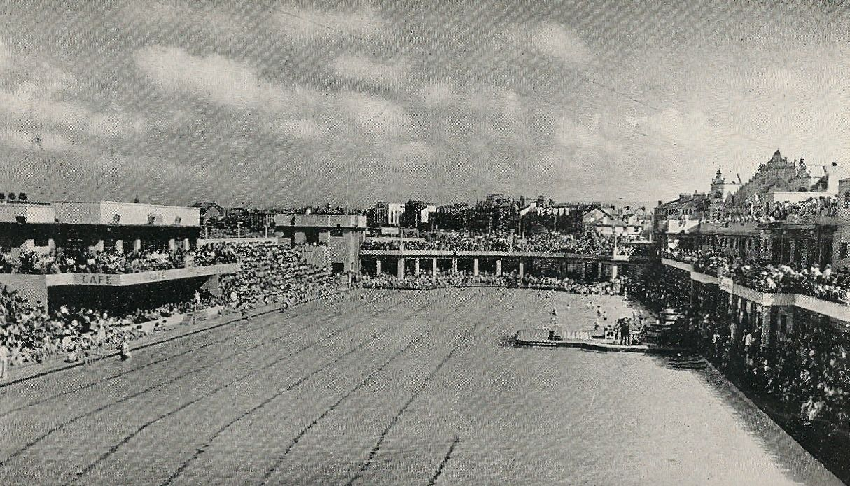 super swimming stadium morecambe 1962 swimming stadium