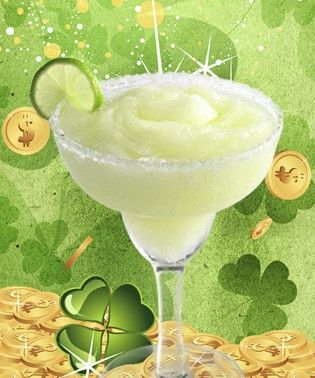 Island Oasis Pot O Gold Margarita Your Friends Will Be Green With Envy Margarita Recipe Frozen Frozen Drinks Margarita Recipes