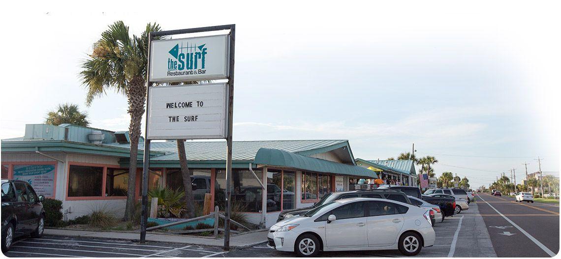 The Surf Surfing Restaurant Bar Amelia Island
