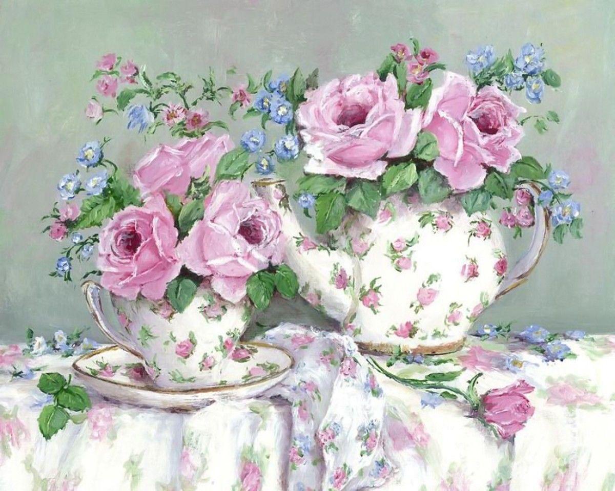 розы шебби картинки декупаж торт эксклюзивному