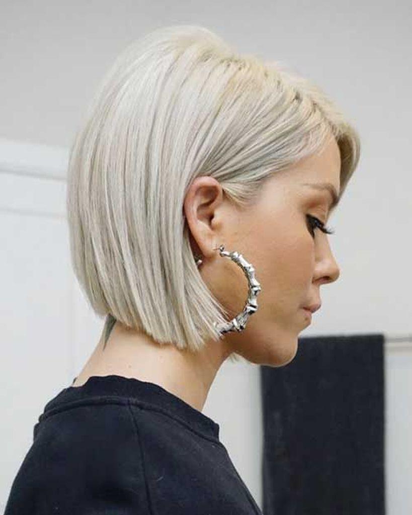 10 Stylish Short Bob Haircuts for Busy Women  Bobs for thin hair