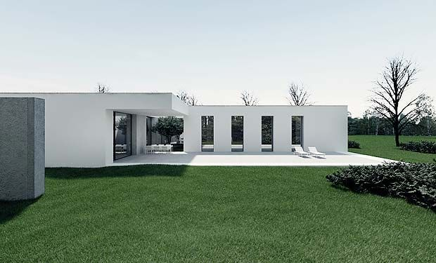 Tamizo Architects Group Projects Architecture Cz House