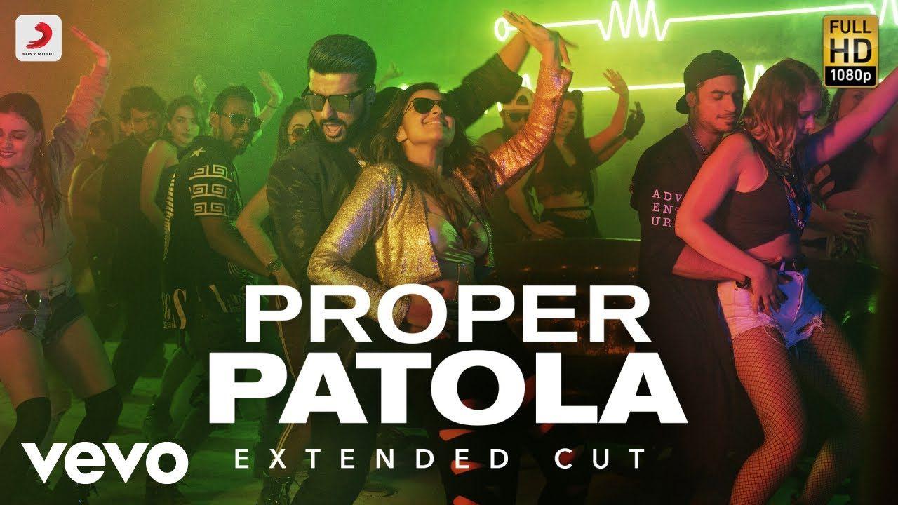 Proper Patola - Full Song   Arjun & Parineeti   Badshah