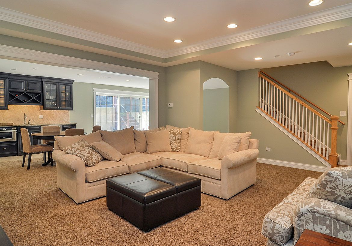 33 Exceptional Walkout Basement Ideas You Will Love Finishing