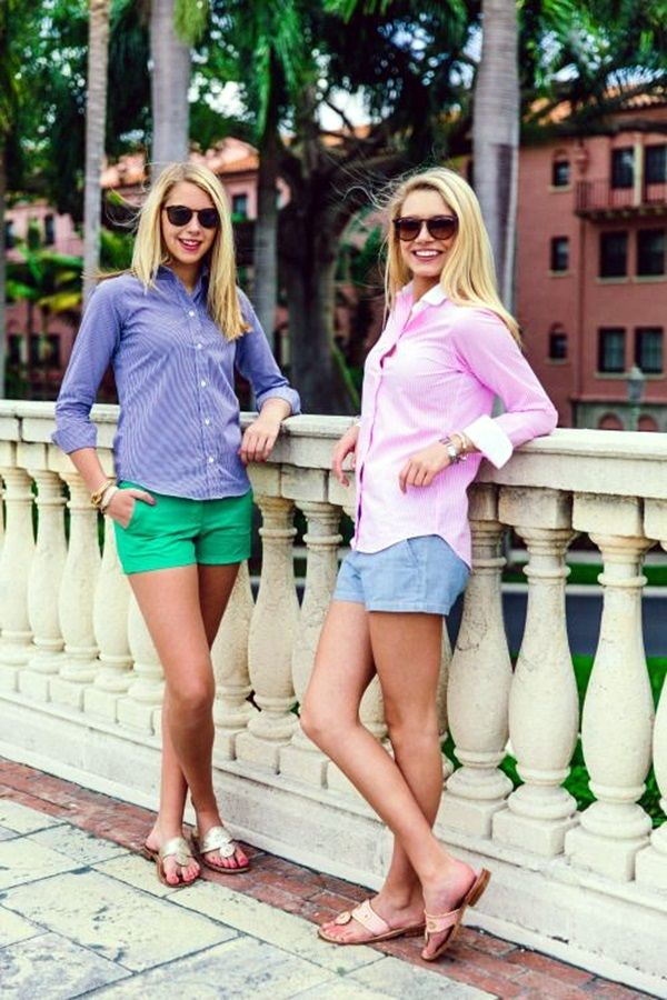 051f5ac309f5 75 Cute Preppy Outfits and Fashion Ideas 2017
