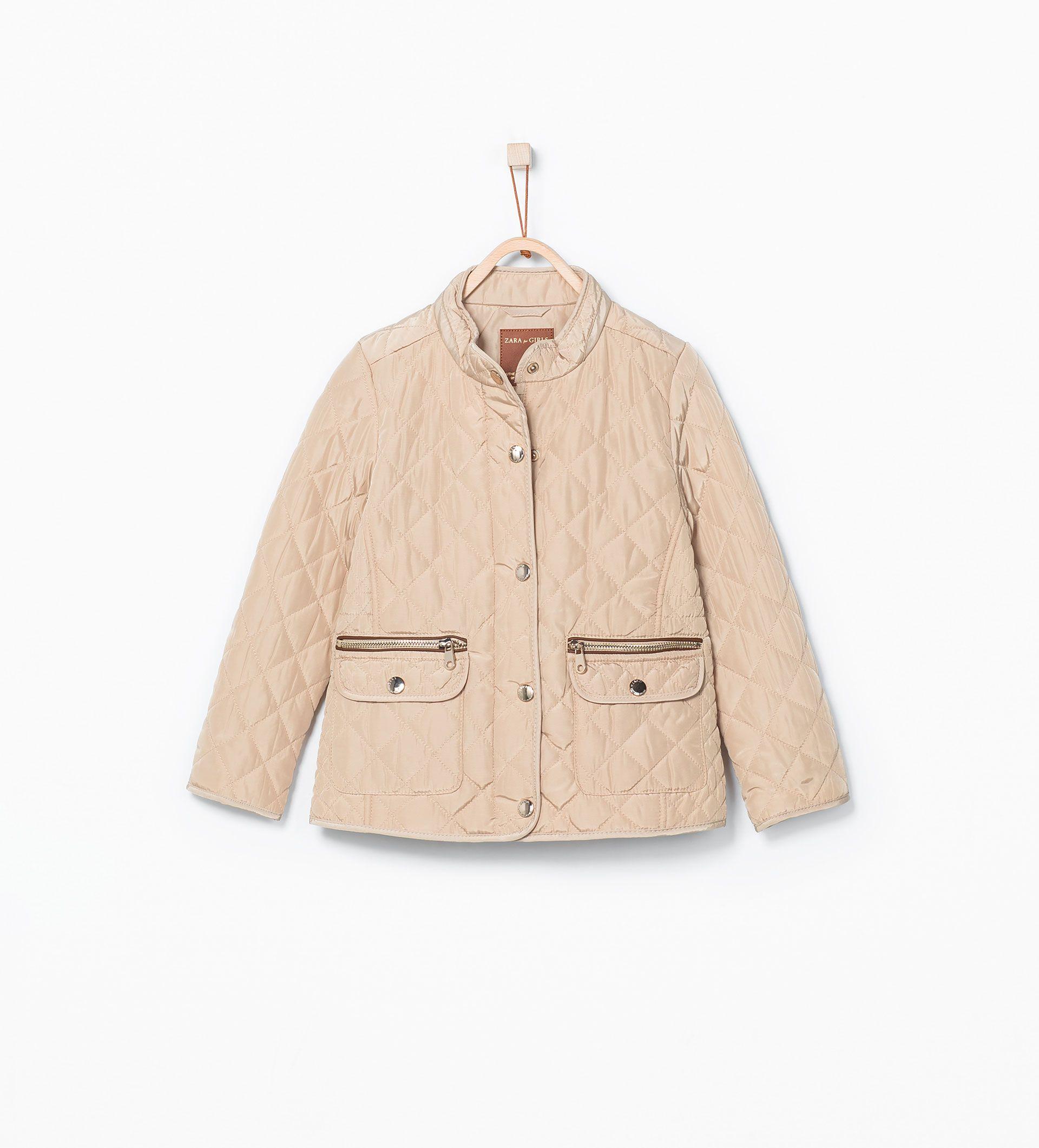 chaquetas zara niña primavera