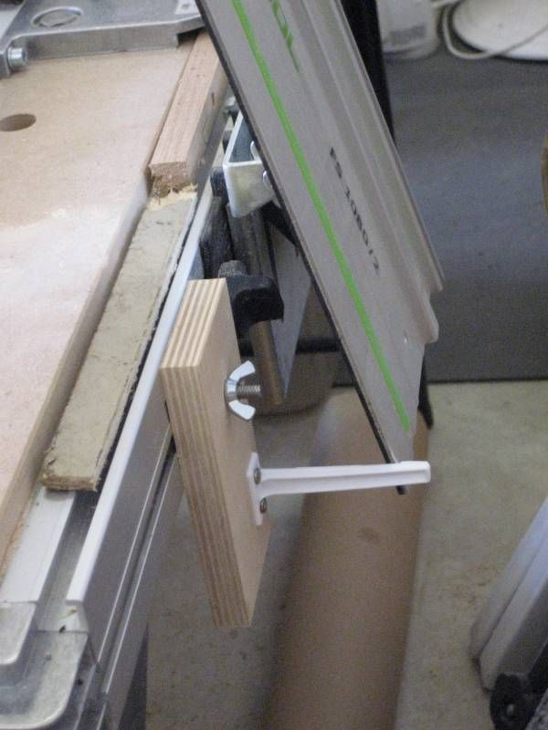 Festool Router Guide Rail