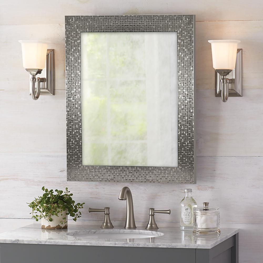 Home Decorator Collection Medicine Cabinet Bathroom Mirror