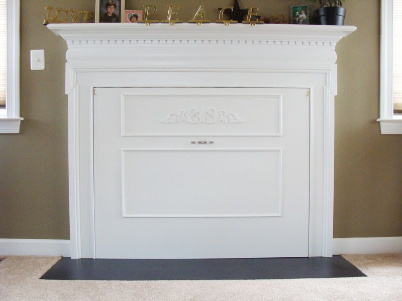 Fireplace Cover Up Amazing Ideas With Fireplace Covers