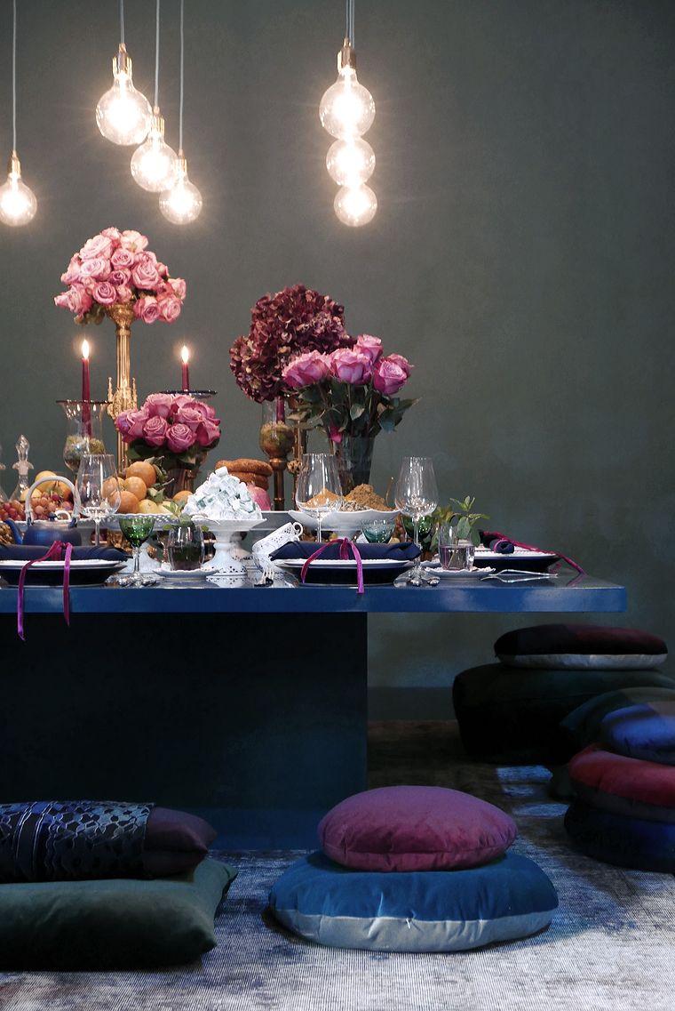 Deco De Noel Originale 7 idées déco pour une table de noel merveilleusement baroque