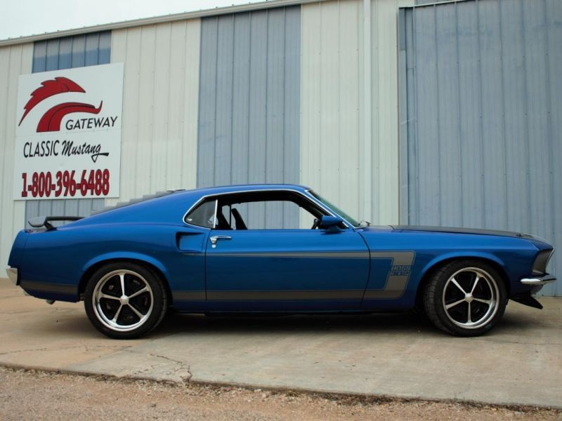1969 Mustang Boss 302 - Featured on TV\'s AutoTrader Classic\'s Hot ...