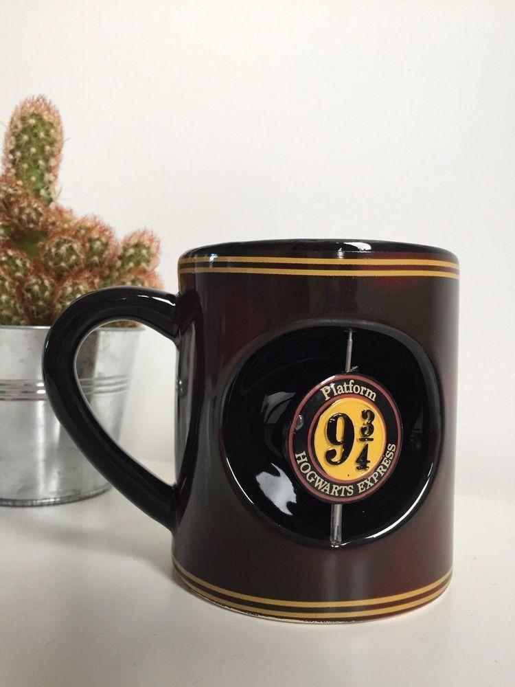Harry ¾ In Spinner Free Hogwarts Box Platofrom 9 Delivery Mug Potter 3Ac4Lq5Rj