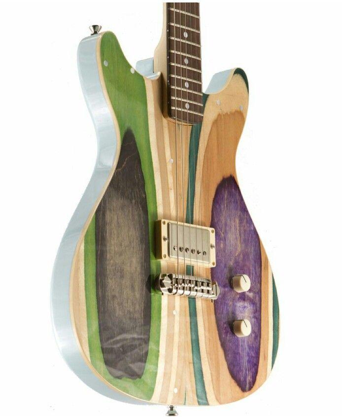 Prisma Guitar Cool Guitar Guitar Gadgets Custom Guitars