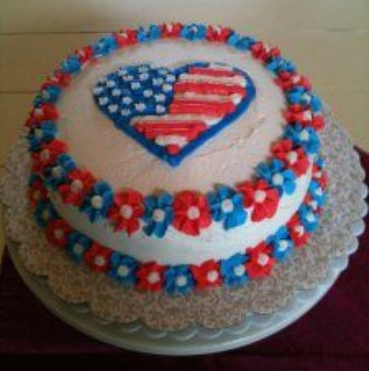 Pin By Terri Rodriguez On America Cake Holiday Cakes Cake Images