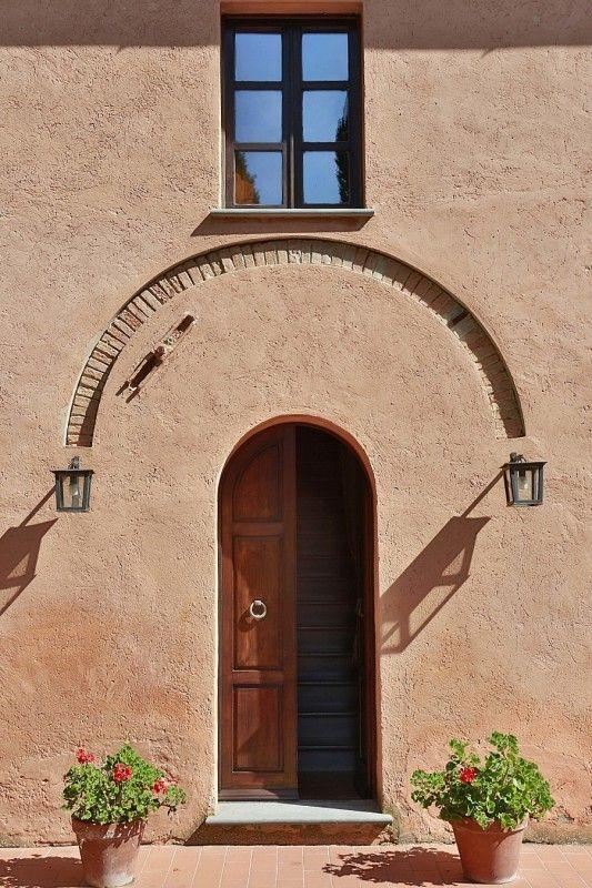 Location Maison En Toscane, Villa Avec Piscine Privée à Peccioli, Province  De Pise, Référence Cedri
