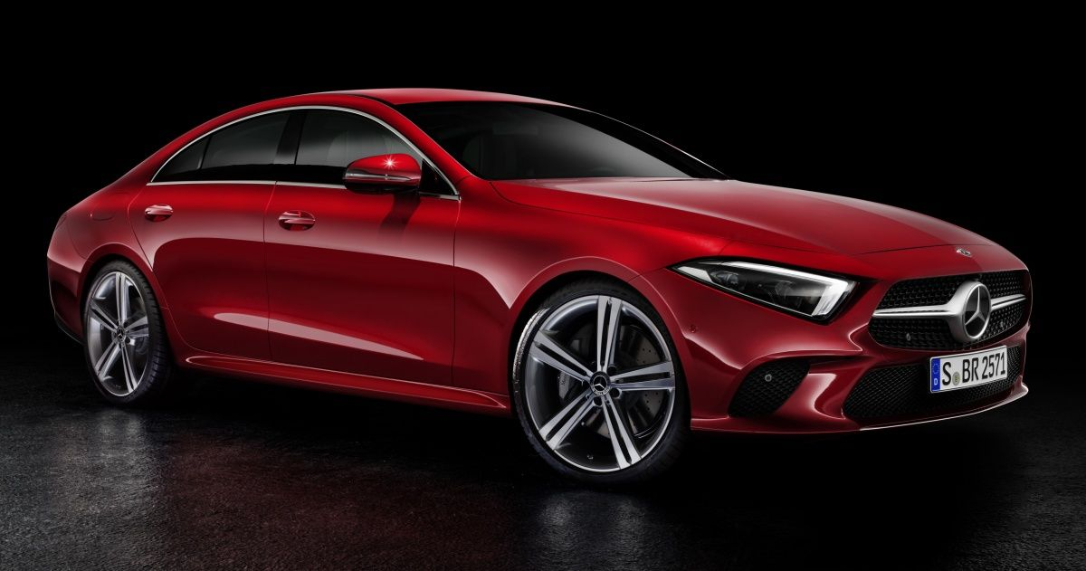 2019 Mercedes Benz Cls Debuts With New Straight Six Image 745646