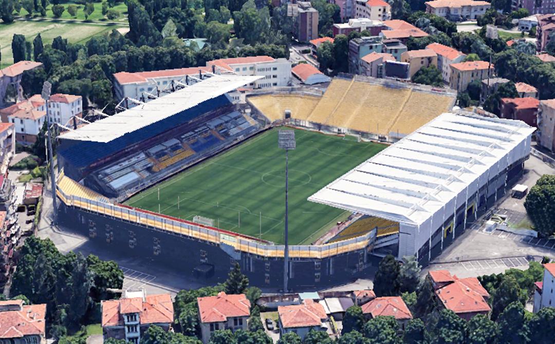 Ennio Tardini (Parma - PR) 3D_2 | Parma, Club