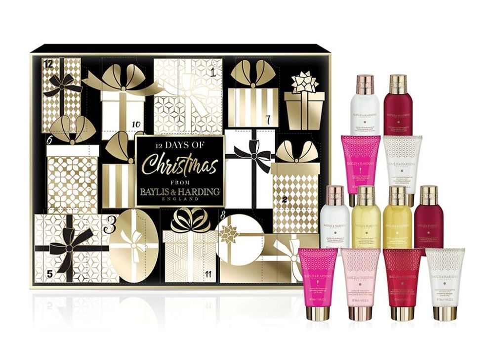 Beauty Advent Calendars 2018 Baylis And Harding