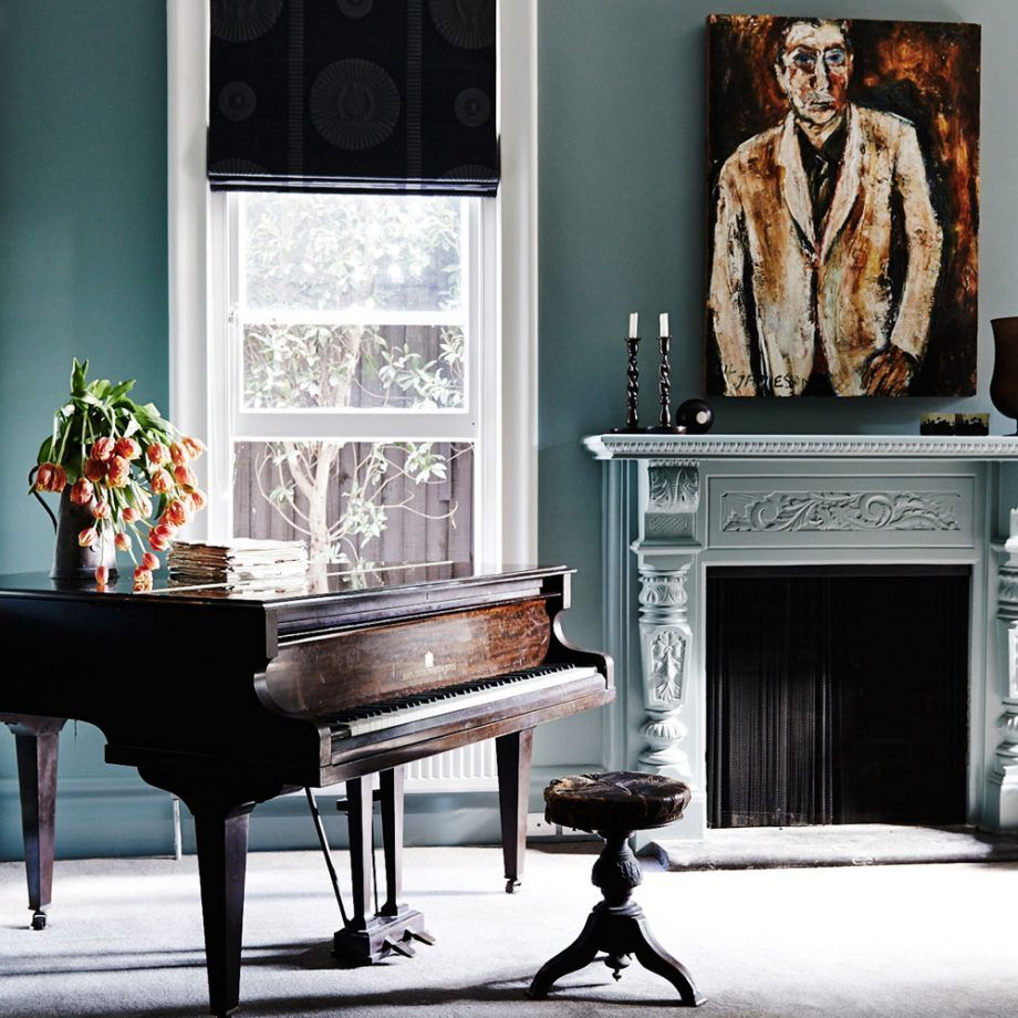 Living room paint ideas to transform any space is part of Eclectic Living Room Teal - Colour is enormously evocative  Discover how living room paint is the key to establishing the style, mood and personality of your decorating scheme