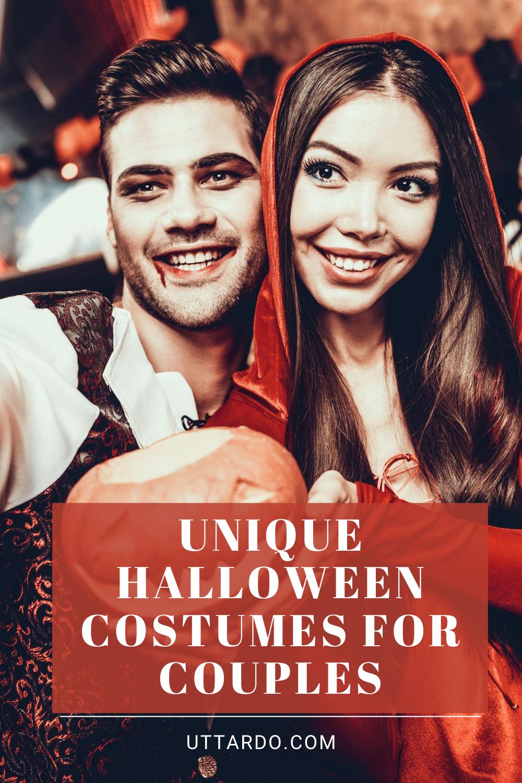 Unique Couple Halloween Costumes for 2020