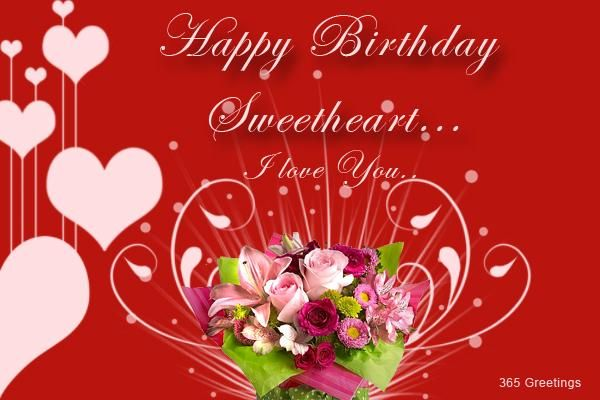 Happy Birthday Wishes Messages and Greetings – Wishing Happy Birthday Cards