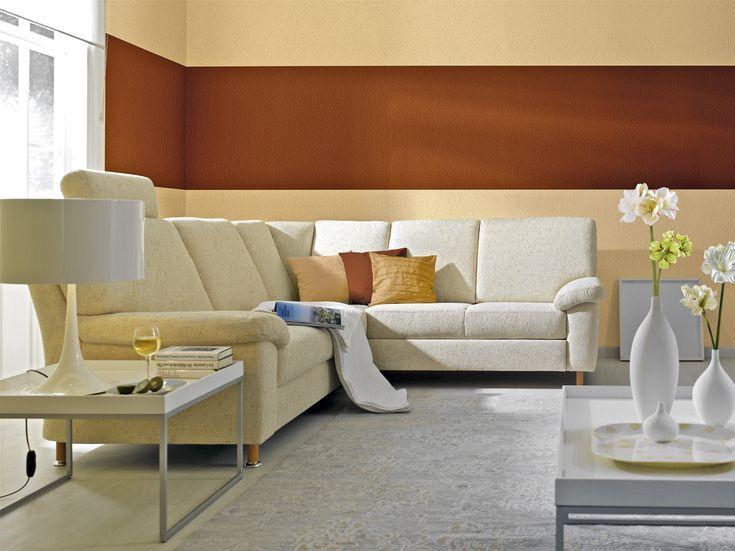 wohnzimmer wände farbig gestalten Pinterest - wohnzimmer neu gestalten