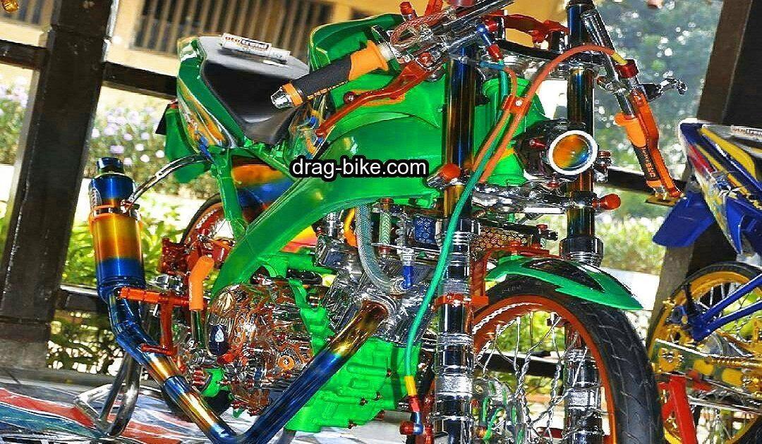 Paling Keren 26 Gambar Drag Bike Modifikasi Motor Drag Bike Honda Click I Tuning For Drag Racing Excluding This Bike Will Be Sold Drag Racing Gambar Pembalap