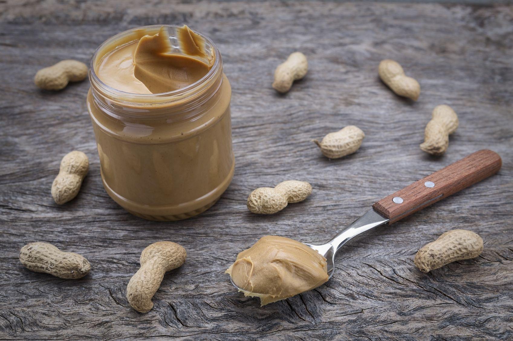Syö maapähkinävoita ja boostaa kehoasi! Oikeanlainen maapähkinävoi on täynnä hyödyllisiä ainesosia ja se on täydellinen valinta treenaaville.