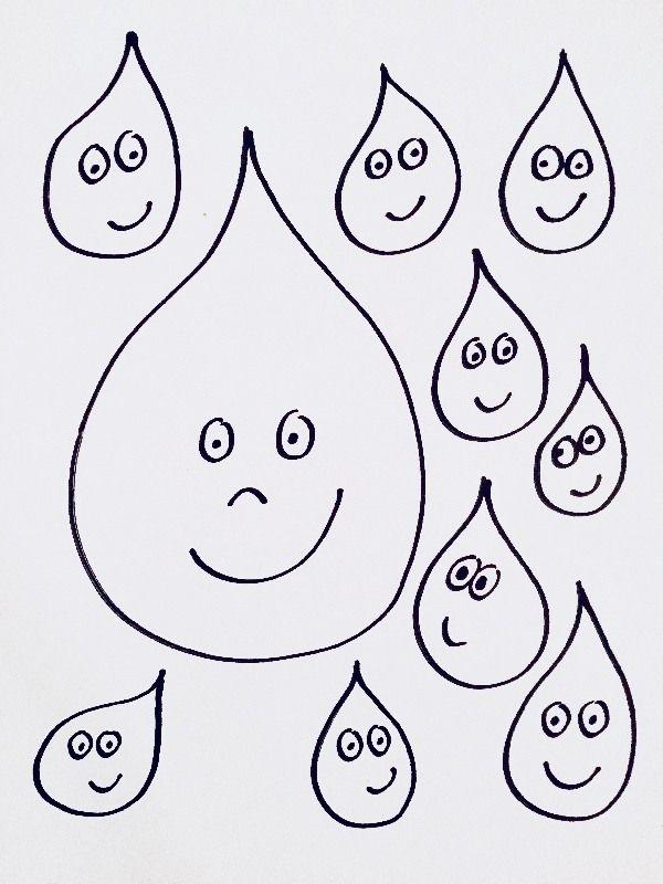 Wereld Water Dag Knutsels Wereldwaterdag Knutselen World