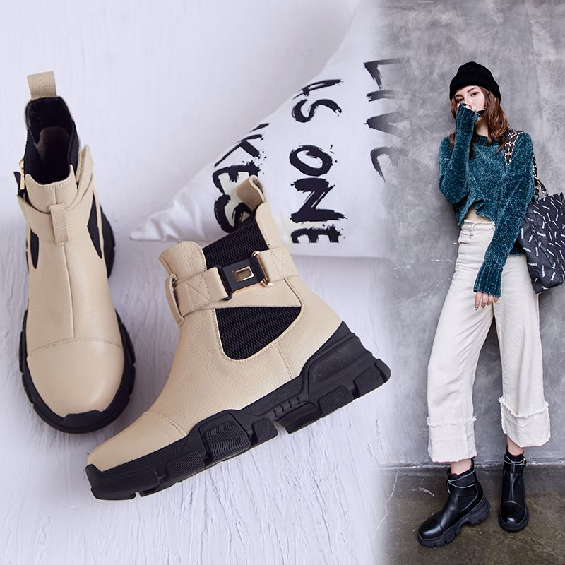 Sneaker Boots Trend Fall 2018